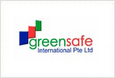 Greensafe logo