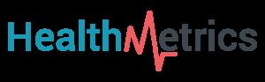 HealthMetrics Logo - Colour